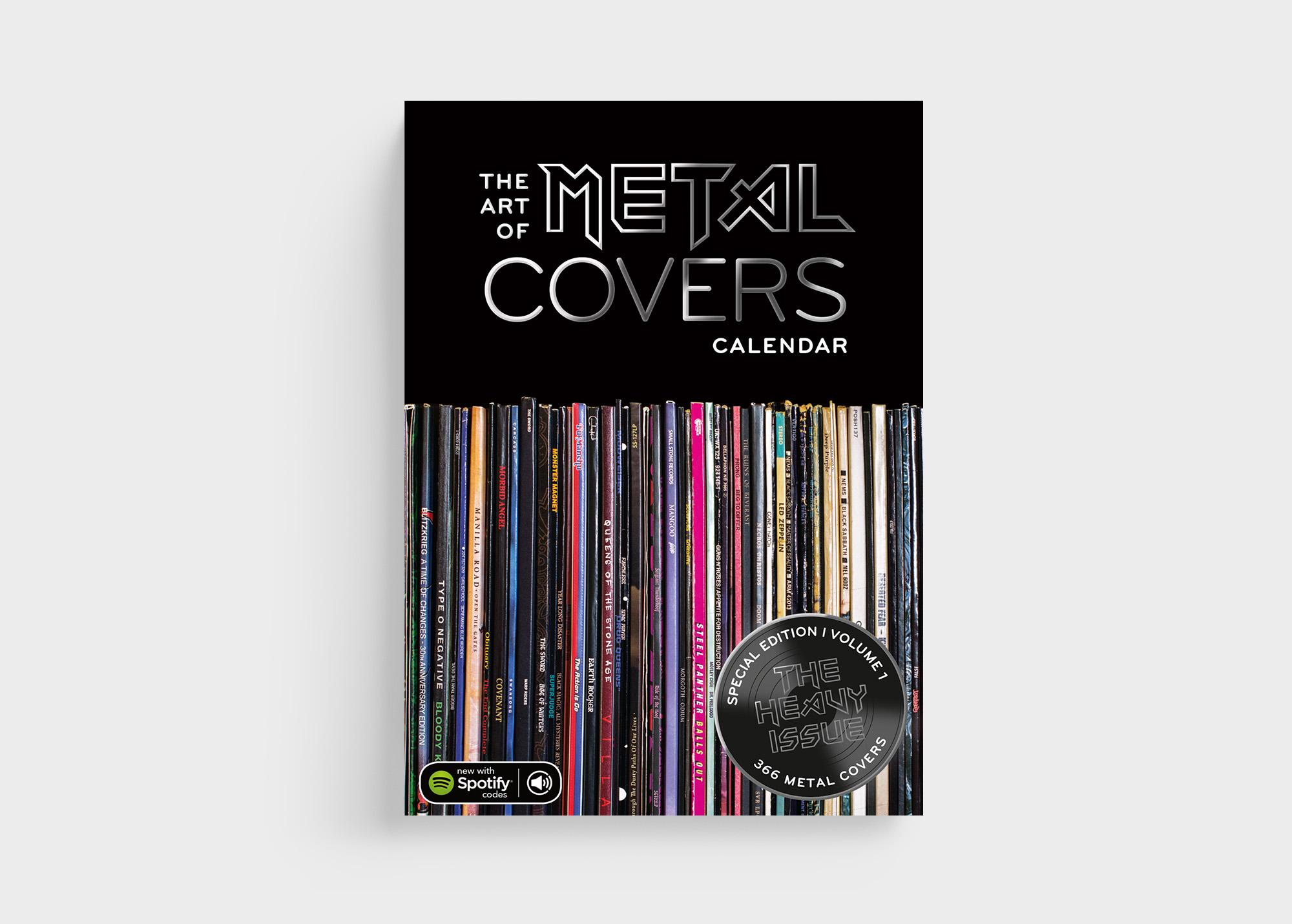 Oliver Seltmann und der seltmann+söhne Verlag versorgen auch Rockfans das ganze Jahr mit freschen Covern