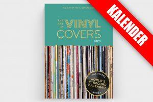 """Kalender """"The Art Of Vinyl Covers 2020"""""""