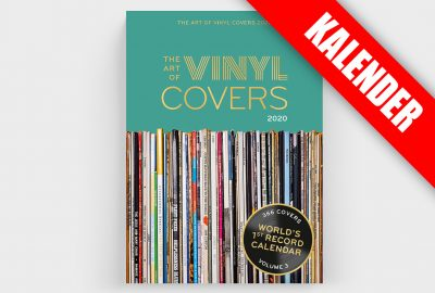 "Kalender ""The Art Of Vinyl Covers 2020"""