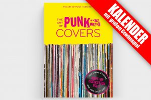 The Art Of Punk + New Wave Covers 2020