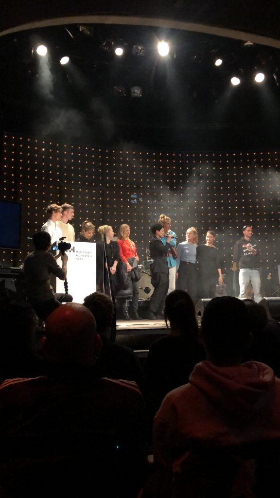 musicHHwomen beim Musikpreis 2019