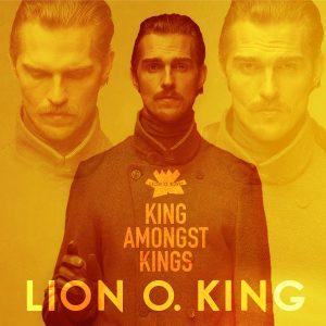 """Mehr Charisma geht nicht: Lion O. King mit dem neuen Album """"King Amongst Kings"""""""