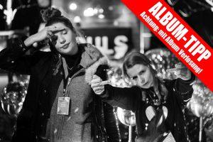 Debüt-Album 25 Hours UMME BLOCK