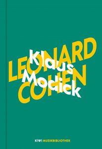 Klaus Modick - Leonard Cohen