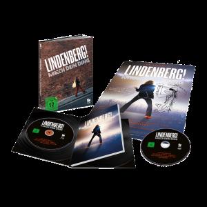 """Das limitierte Digibook von """"Lindenberg! mach Dein Ding"""" macht den Film fürs Wohnzimmer zu einem ganz besonderen Erlebnis"""