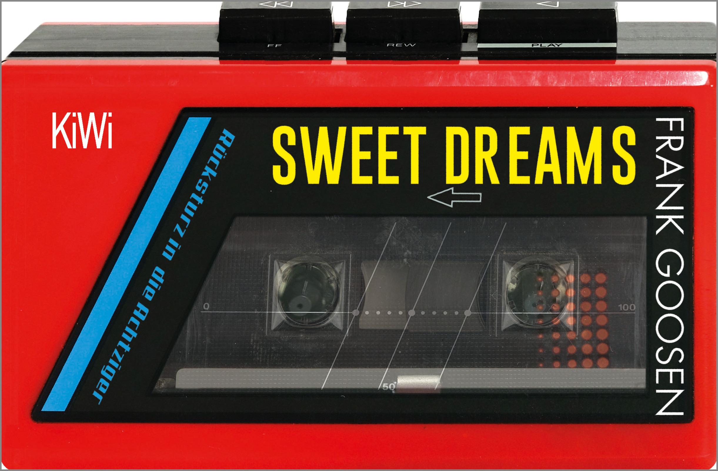 """Wieder einmal lässt uns Frank Goosen mit seinem neuen Buch """"Sweet Dreams - Rücksturz in die Achtziger"""" an einigen Anekdoten seiner Jugend im Ruhrpott teilhaben"""