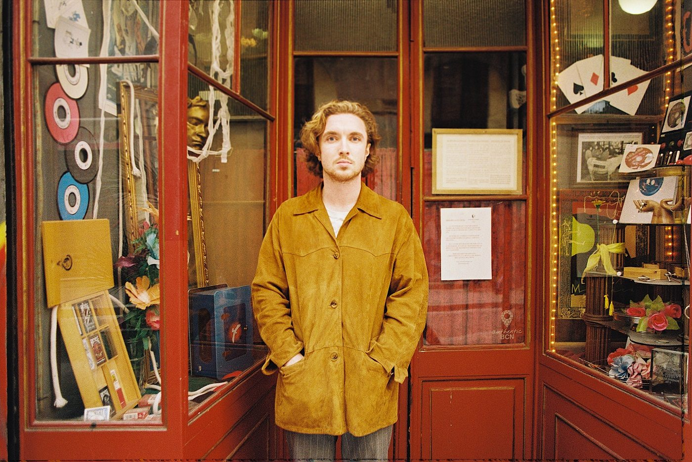 """David Keenan """"WHAT THEN?"""" Albumreview Interview"""